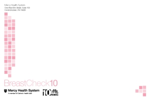 Breast Check 10-1