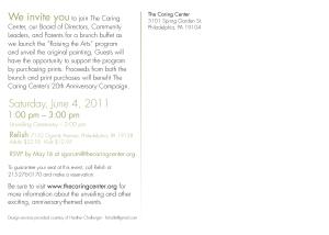The Caring Center Invite_5x7-2