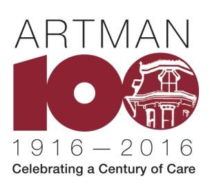 Artman 100 logo