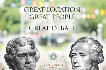 Hearth The Great Debate invite