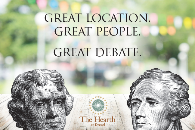 Hearth The Great Debate invite