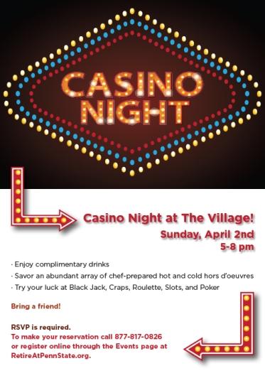 VPS Casino Night DM2